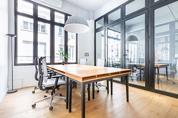 Co-Working Space Paris 8e - Nest - Champs Elysées
